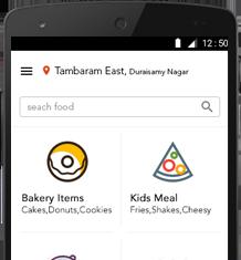 online food order & Restaurant ordering system